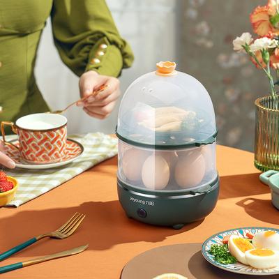 九阳蒸蛋器自动断电家用小型多功能迷你懒人早饭神器煮鸡蛋煮蛋器