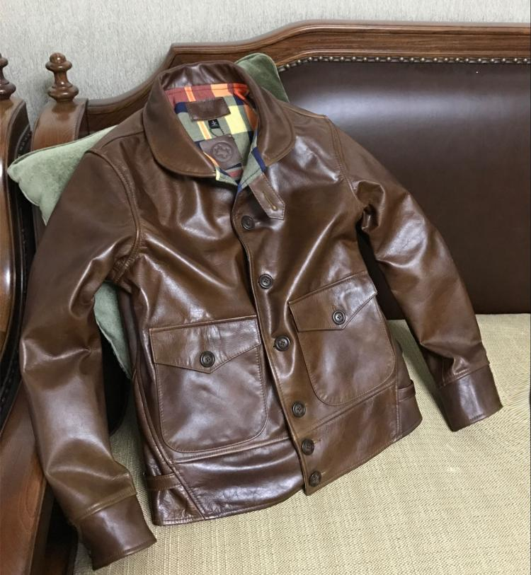 Leather Jackets: A Lengthy Buying Guide v10