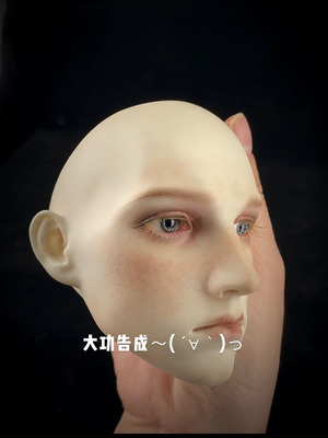 taobao agent The eye mud for BJD doll recommended by 30,000 Dean swdoll. Blue white/blue super sticky white invisible