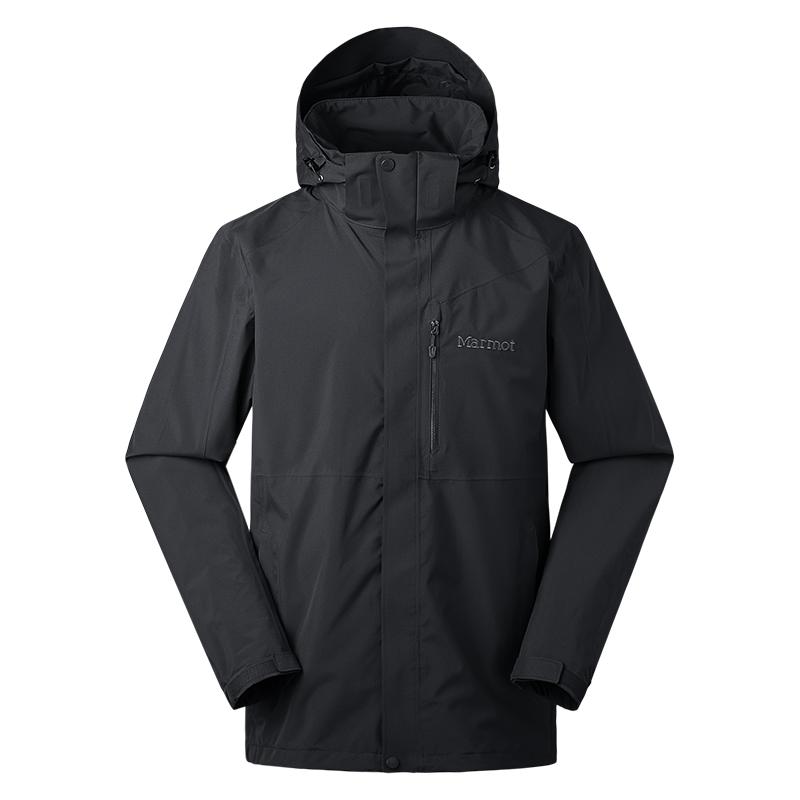 防風防水透氣,Marmot土撥鼠  V50680 男士沖鋒衣