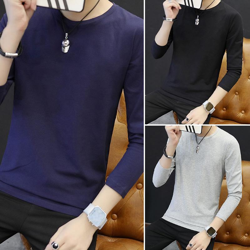 Цвет: Длинным рукавом шею сплошной цвет/темно-синий+черный+серый