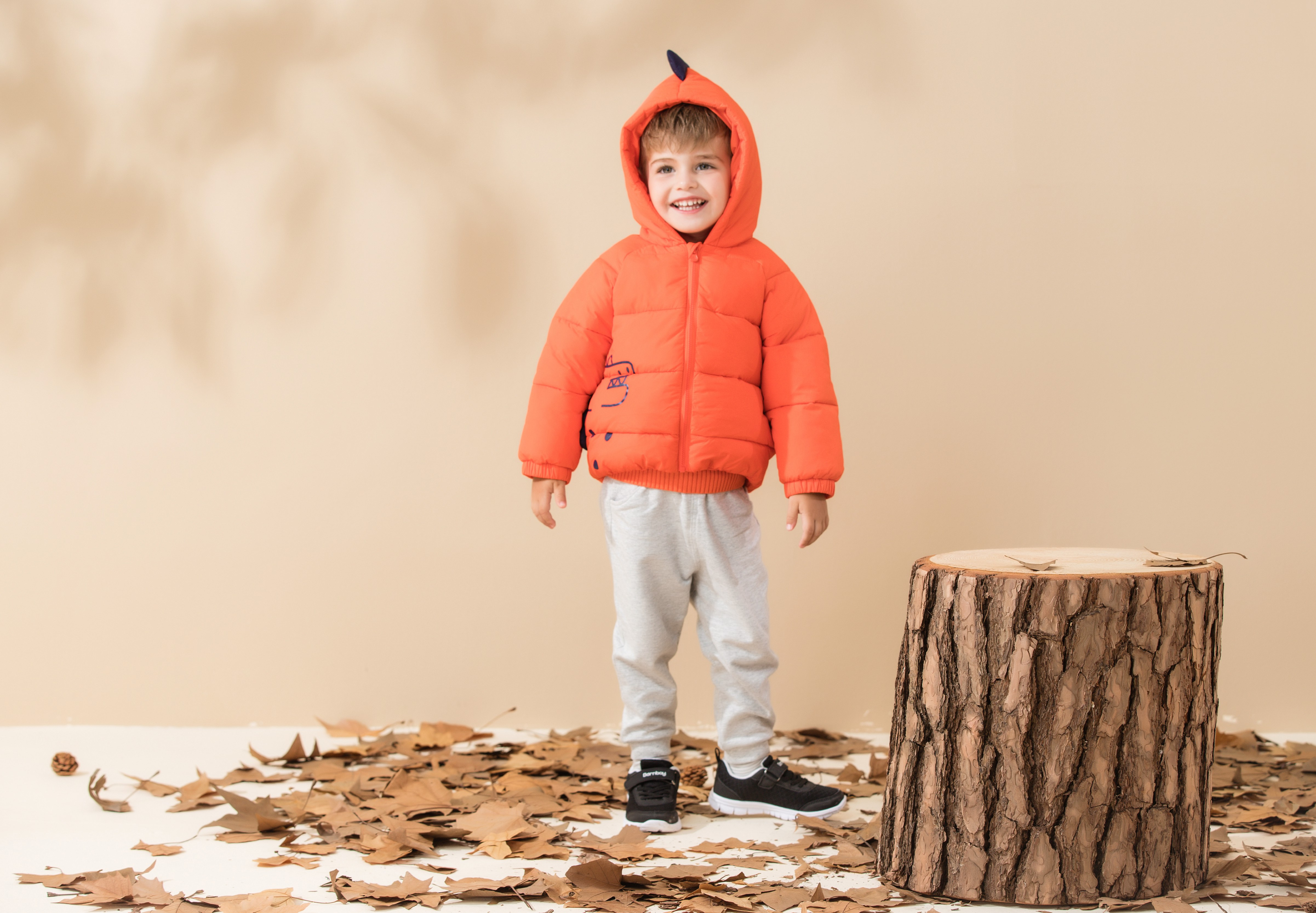 宝宝冬季棉服如何选?这几点别忽略哦