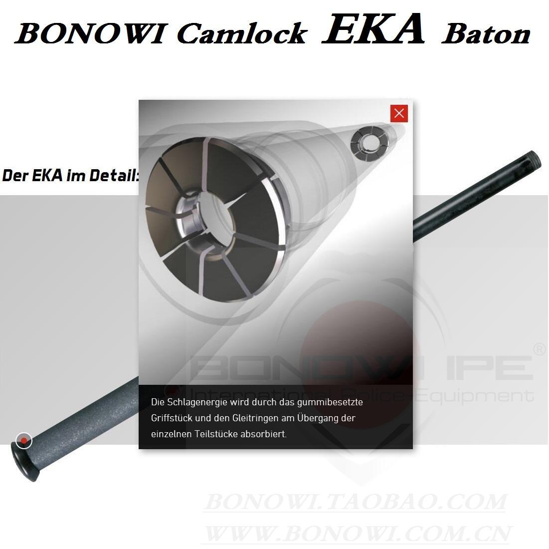Телескопическая дубинка Bonowi 400150 Camlock EKA