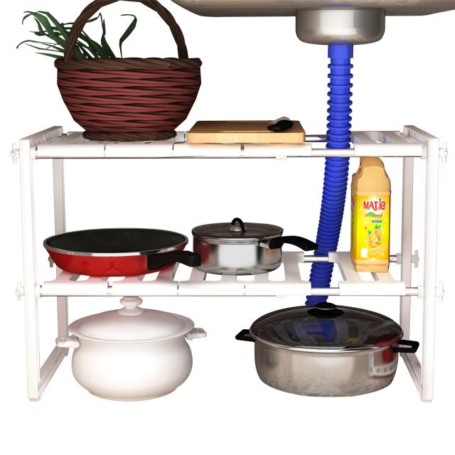 家居用品生活百货厨房创意居家日用品实收纳整理置物架实用小百货