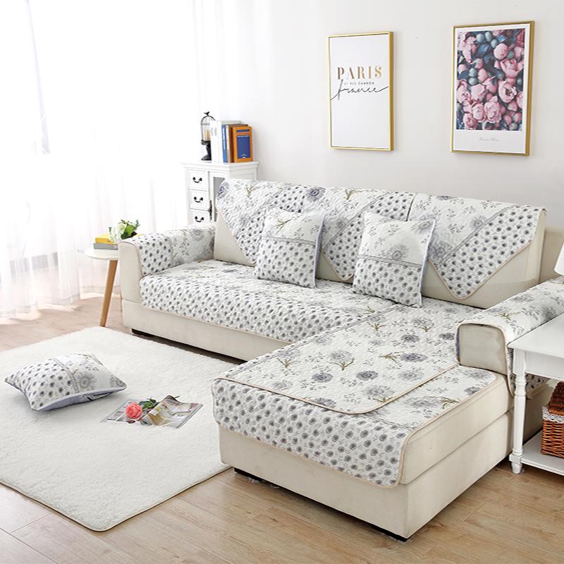 组合沙发垫四季通用欧式布艺防滑双面坐垫靠背巾万能套罩清仓特价