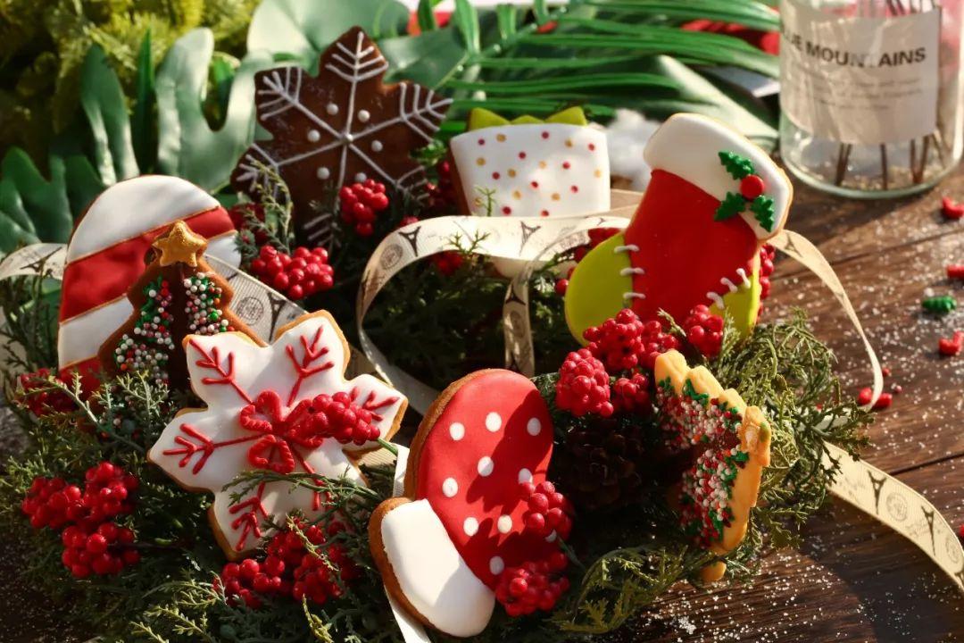 圣诞必备饮品来袭,满足你的圣诞愿望