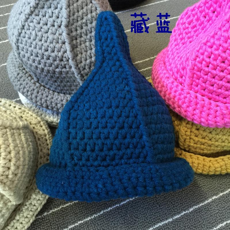 纯手工编织时尚  大热的奶嘴帽编织图解 - Alice  NancY 馨儿 - Alice  NancY  馨儿的博客