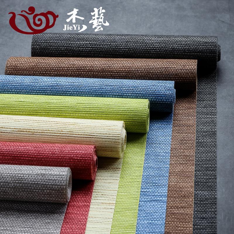 Чайный стол чайная ткань бамбуковый коврик Японский стиль Zen table flag водонепроницаемый Чайная ткань хлопок Льняное искусство чайная скатерть чайный лоток чай баннер