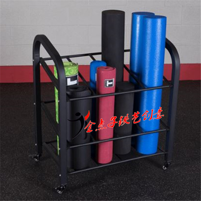 Foam Axis Roller Yoga Column Solid Floating Point Mage Mace Mat Storage Shelf Custom
