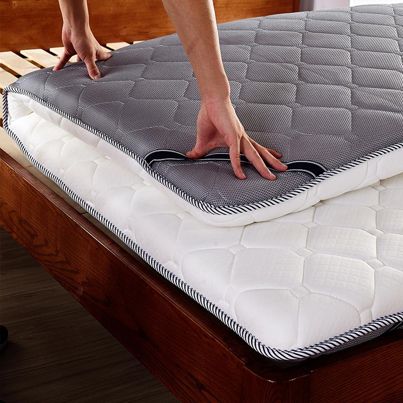 抗菌榻榻米床垫1.5米学生单双人宿舍0.9加厚保暖床褥1.8m床垫被子