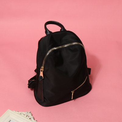 Backpack 2017 new Korean fashion Oxford cloth wild backpack school trend student bags