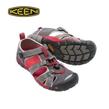 Кроссовки облегчённые,  KEEN SEACAMP II CNX ребенок весна песчаный пляж сандалии авария скольжение воздухопроницаемый Ретроспектива ручей обувной 105001, цена 4636 руб