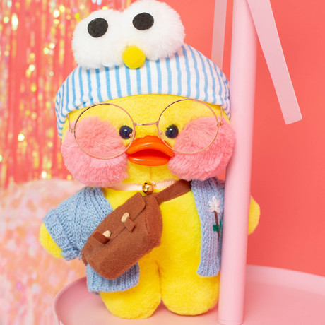 | Цена 487 руб | Корея чистый красный стекло моча кислота японская утка куклы кукла утка плюш игрушка кукла ткань кукла день рождения подарок женщина