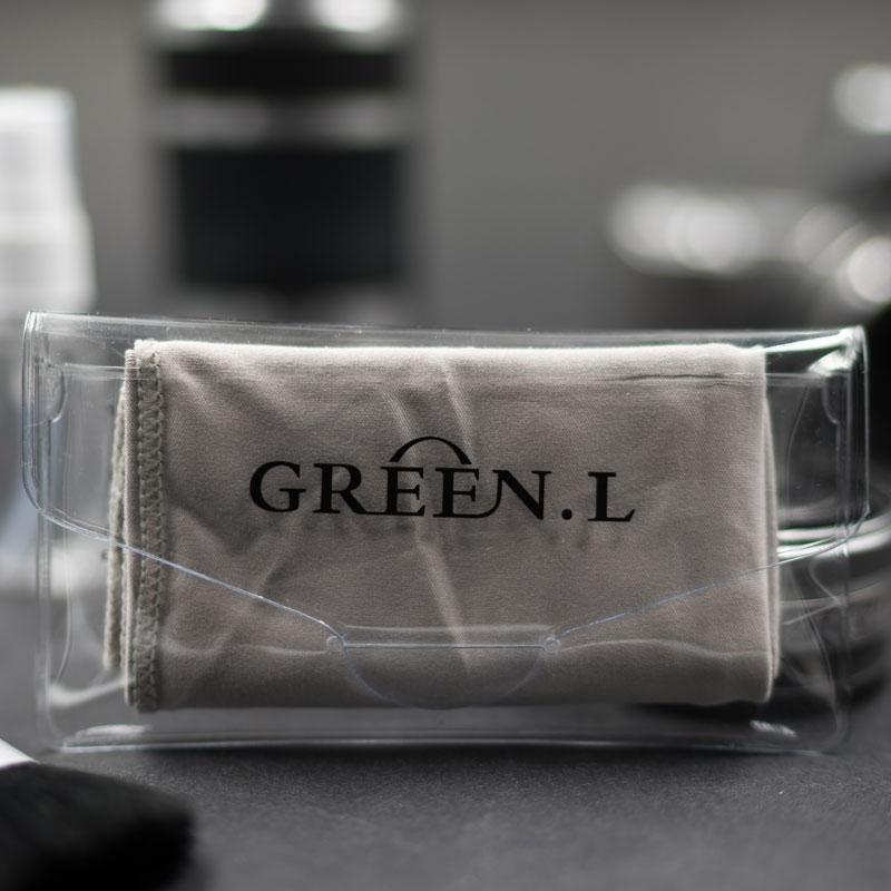 Greenl GreenL ống kính làm sạch vải máy ảnh ống kính vải sợi thủy tinh vải điện thoại di động màn hình vải làm sạch mịn và tinh tế lớn - Swiss Army Knife