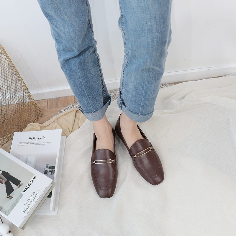 RED BROWN REBATE SHOES