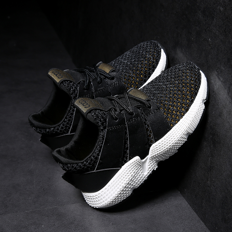Children's sports shoes boys children's shoes 2018 new children spring breathable spring mesh casual shoes summer net shoes