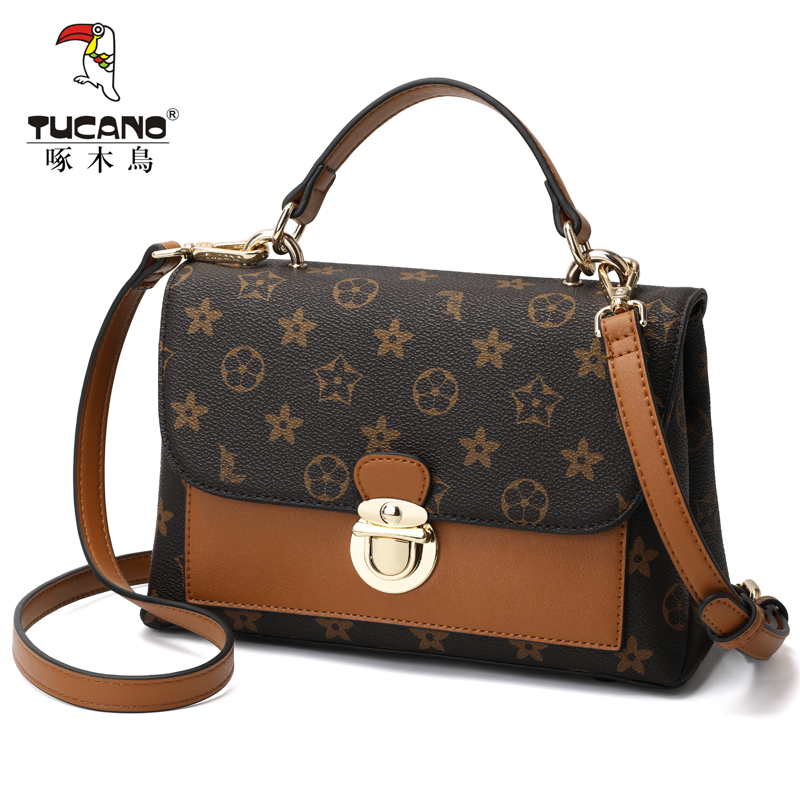 Woodpecker bag 2018 new female fashion shoulder bag Europe and the United  States retro handbag ladies. Zoom · lightbox moreview · lightbox moreview  ... 460f117421