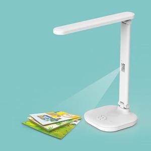 智能绘本伴读机器人儿童英语AI学习阅读书桌台灯学生启蒙早教故事机防近视卧室家用充电LED护眼床头灯