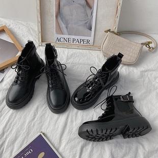 【多款可選】2020秋冬新款厚底馬丁靴