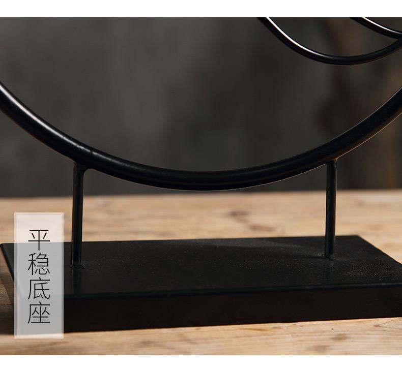 〖洋碼頭〗創意新中式客廳酒櫃家中裝飾品電視櫃小擺設室內房間禪意家居裝飾 wsj259