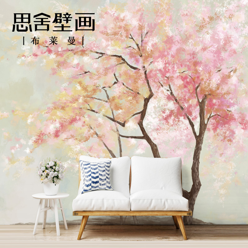 Home Improvement Painting Supplies & Wall Treatments Smart 3d Photo Wallpaper Custom Livingroom Mural Gold Money Tree Jade Carving Painting Sofa Background Non-woven Wallpaper For Wall 3d