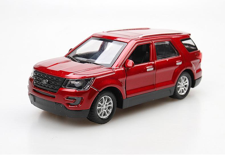 Xe mô hình tĩnh Ford Explorer tỷ lệ 1:32 - ảnh 9