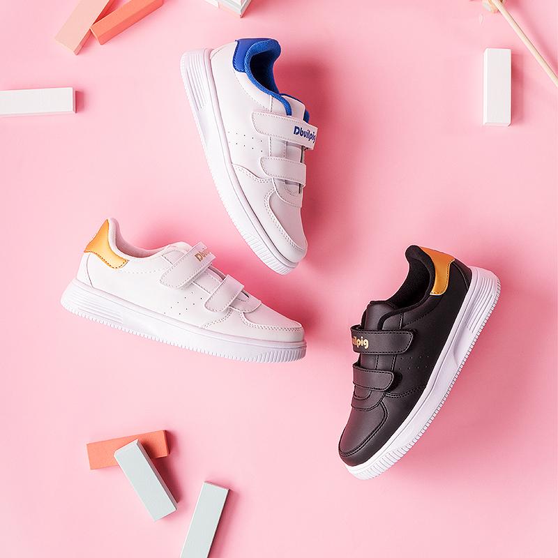 2021夏新款男童鞋儿童小白鞋