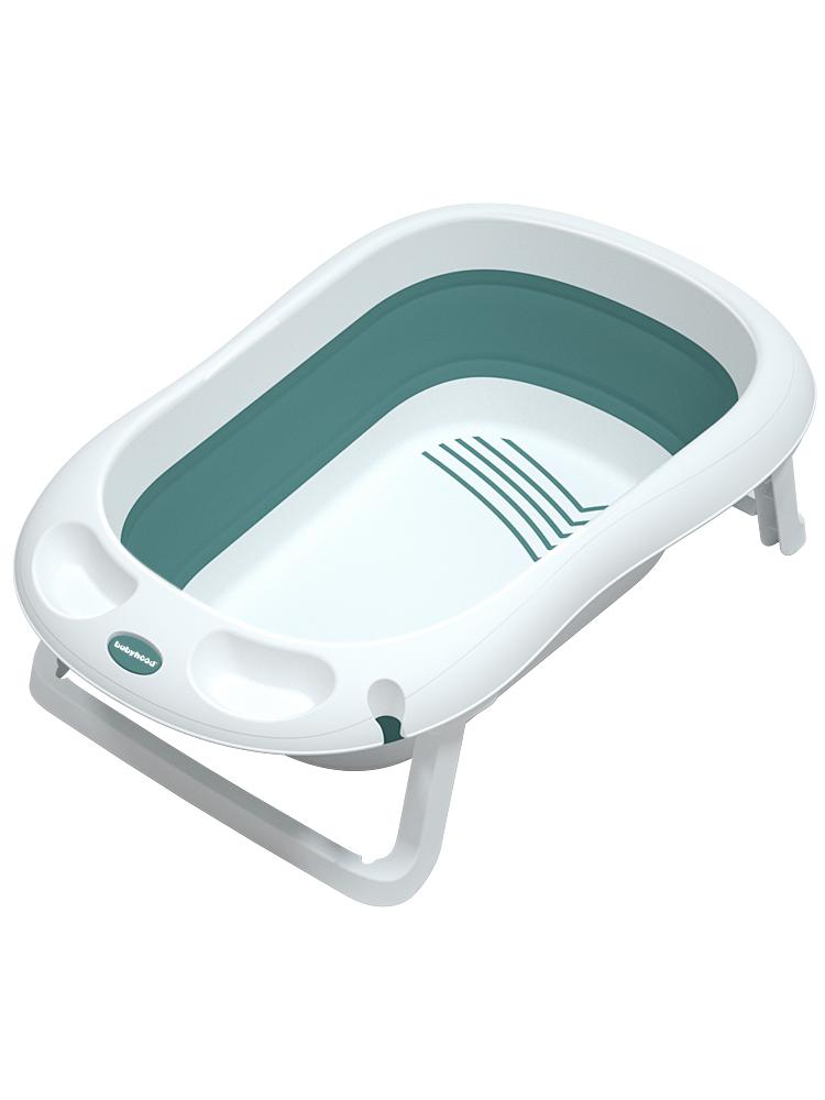 6f4a4b663358f قرن طفل رضيع قابلة للطي حوض استحمام الطفل الرضيع يمكن أن يجلس الكذب إمدادات  عالمية متعددة ...