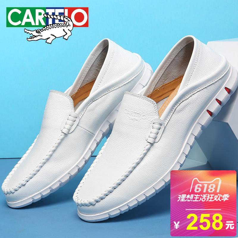 Демисезонные ботинки CARTELO