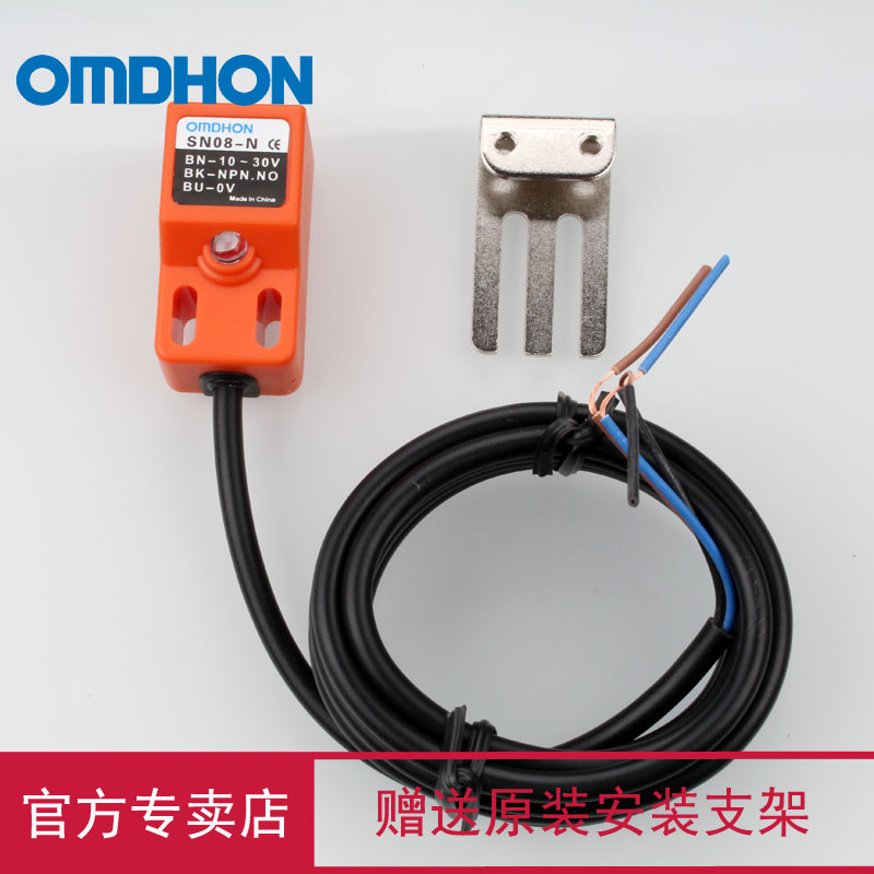 Fine Usd 10 40 Original Waterproof Sensor Sn08 N Proximity Switch Three Wiring Digital Resources Jebrpcompassionincorg