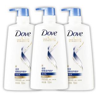 【买2送1】多芬洗发水露乳1.4kg