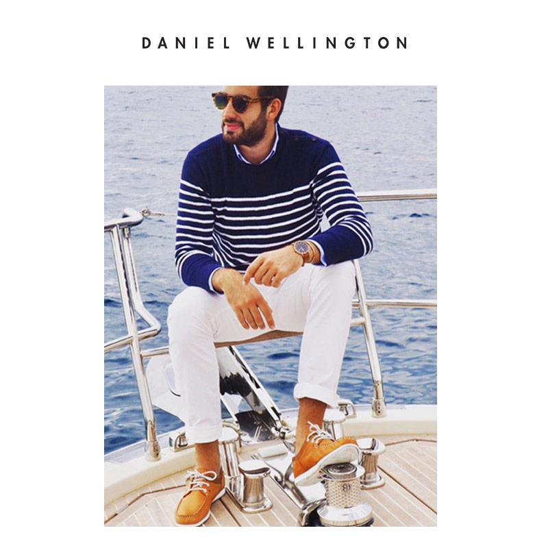 Браслет Даниэль Веллингтон ДГ часы аксессуары простой золотой оправе открытие браслет мужчины и женщины браслет