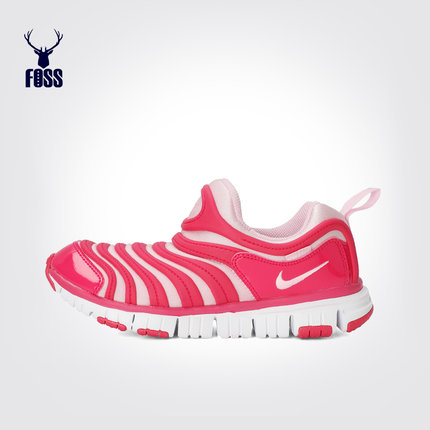 耐克(NIKE) DYNAMO FREE 女中童运动休闲鞋 FOSS 343738-626 399元