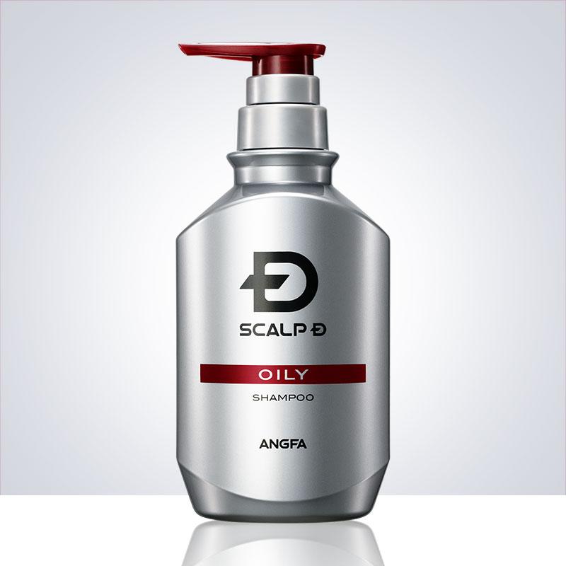 ANGFA昂法清爽控油洗发水 去屑止痒无硅油男女士专用氨基酸洗发露