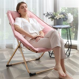 懒人沙发椅单人榻榻米卧室小型可爱迷凳子网红哺乳阳台休闲躺椅