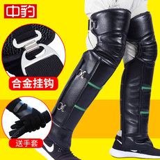 Winter equipment motorcycle knee electric car warm Leggings for men and women riding windproof cycling cold wind special