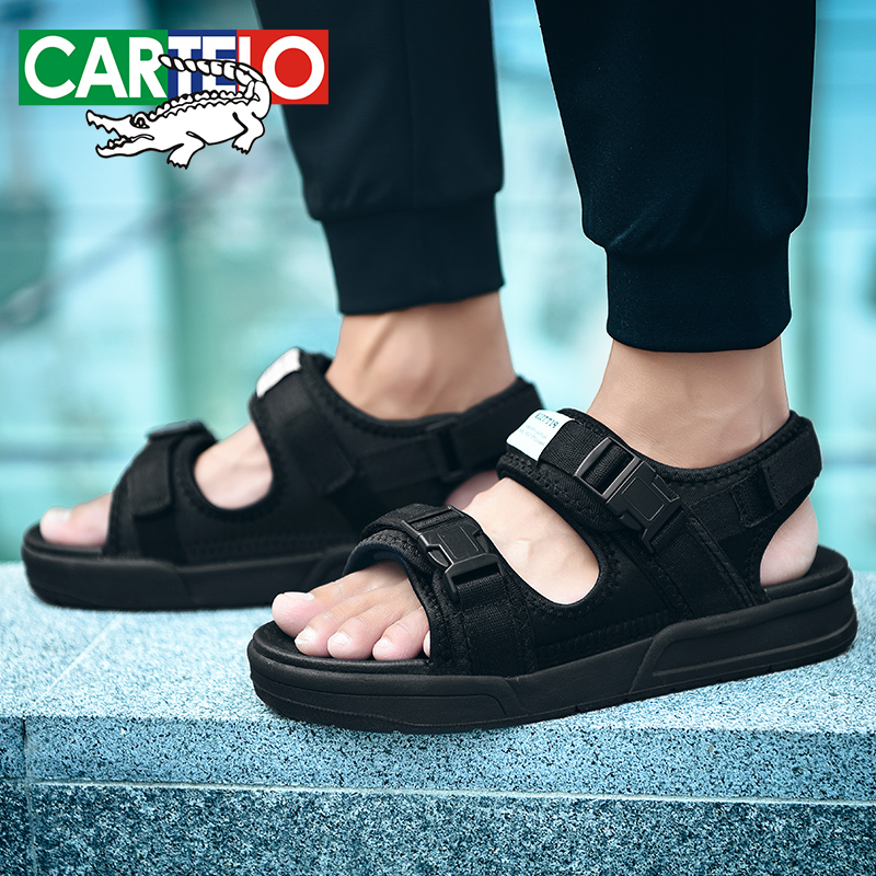 USD 68.14] Sandals men Korean version