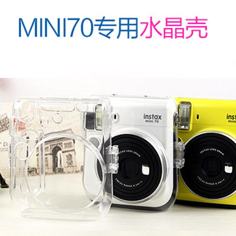 Чехол для Polaroid компания Fujifilm/Фудзи 70 камера защитная оболочка mini70 камеры кристалл оболочки защитную оболочку прозрачной оболочки с плечевым ремнем