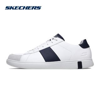 Для большого тенниса,  Skechers скай странный мужская обувь новый простой бандаж случайный обувь свет качество уютный низкий обувь  55447, цена 5682 руб