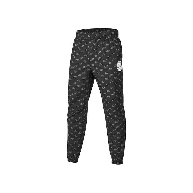 【立即付定】Skechers斯凯奇2021秋冬新款男运动休闲收口梭织长裤