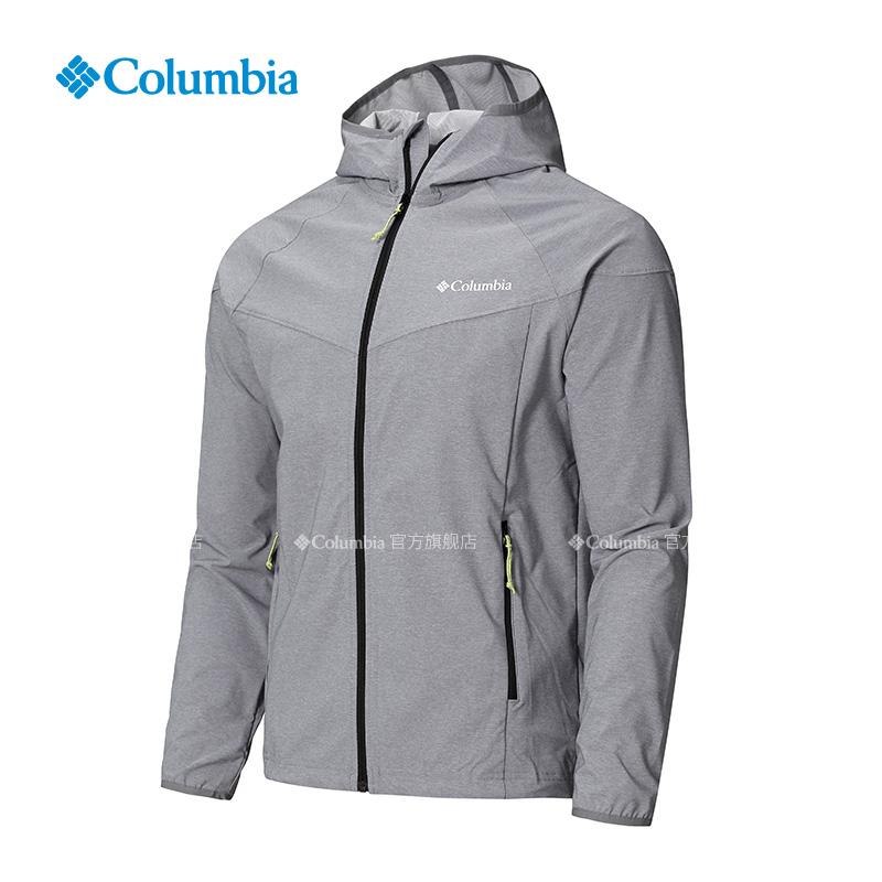 Columbia哥伦比亚男式 Watertight II 防雨夹克