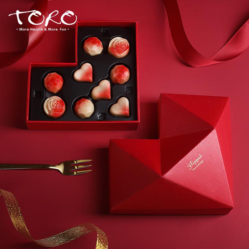 TORO生巧克力手工礼盒装