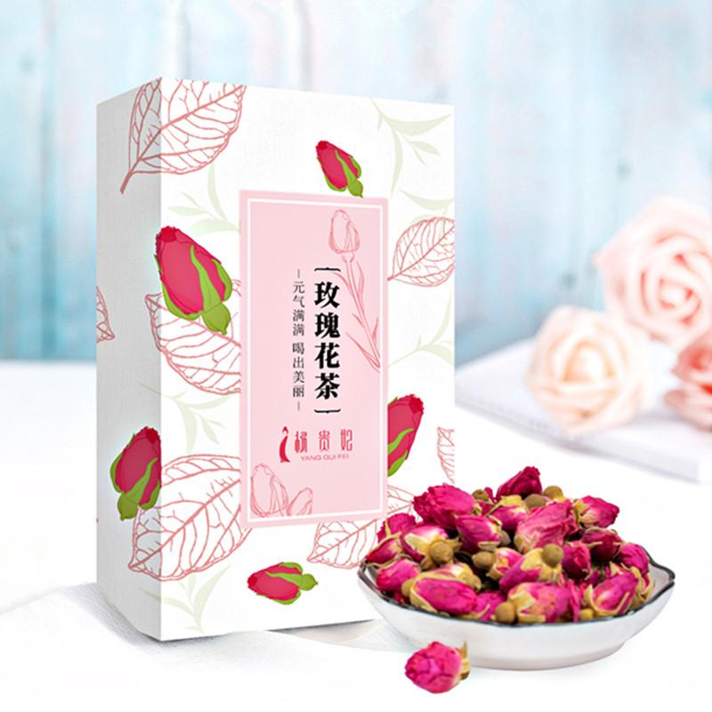 【杨贵妃】玫瑰花茶干花泡茶