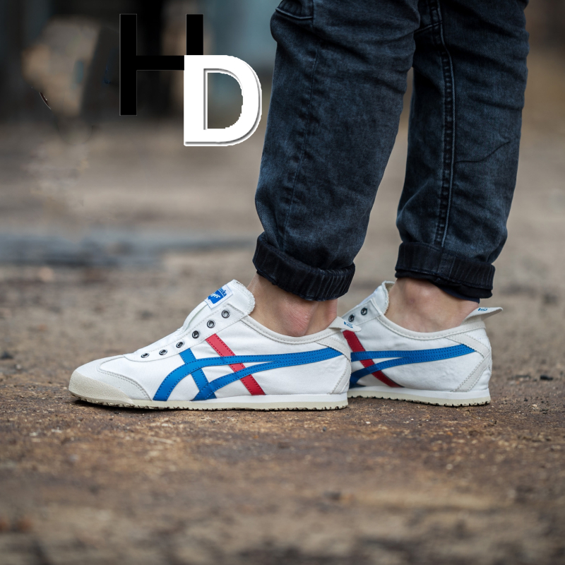 buy popular a4c9b c2f92 Onitsuka Tiger onazuka couple lazy shoes MEXICO 66 TH1B2N-0143
