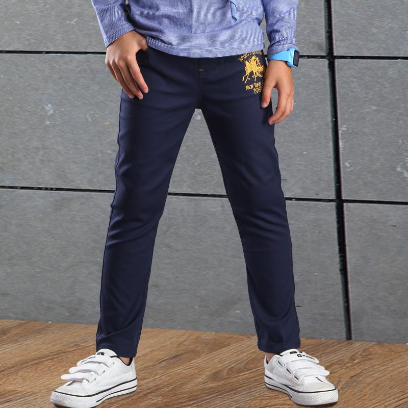 秋装新款童装男童运动休闲裤