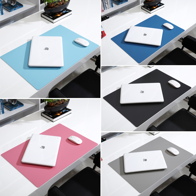 mouse pad large custom office table mat thickening oversized student