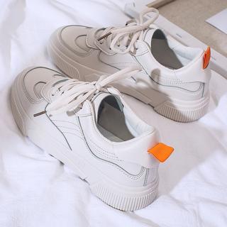 Новичок обувной женщина 2019 новая весна сотня взять весенние модели старый отец обувь кондиционер белые туфли лето модель движение обувь, цена 431 руб