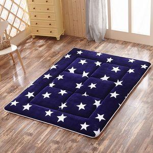 Dày nệm 1.2 m tatami sàn mat ngủ mat ký túc xá sinh viên duy nhất 1.5m1.8 miếng bọt biển mat giường nệm