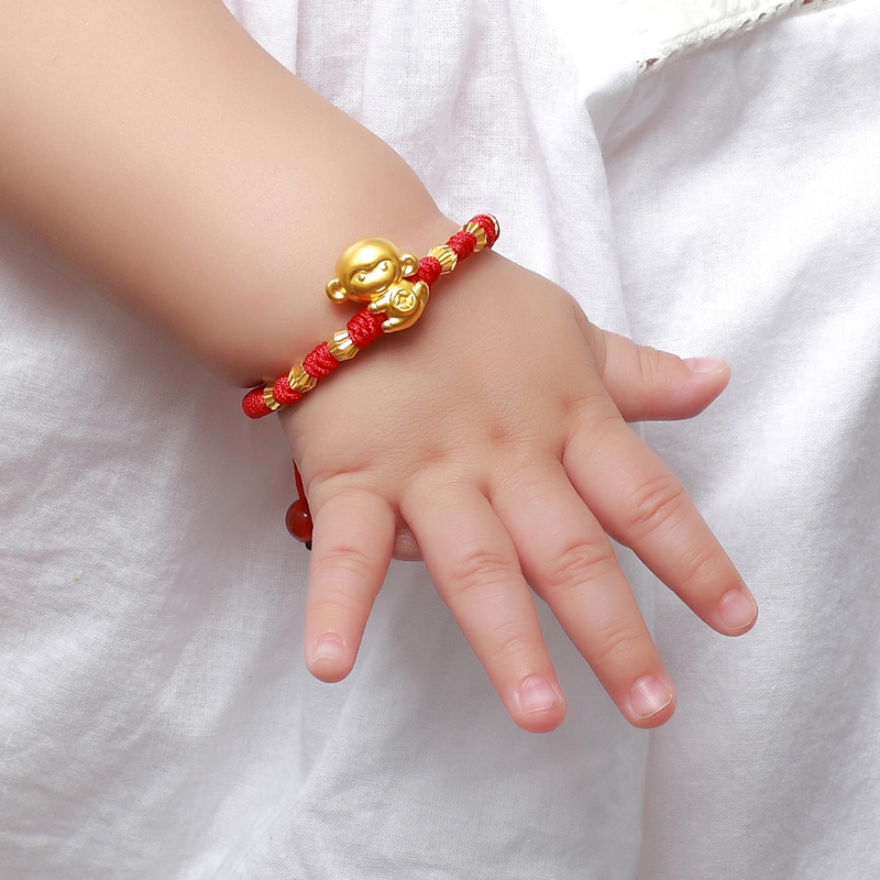 product les dr nous en gold graphic bijoux red a bracelet