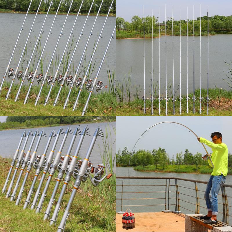 海杆抛竿套装全套特价鱼竿超轻超硬海竿海钓竿远投竿甩杆钓鱼竿杆